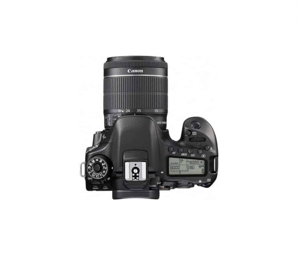Photo4less Canon Eos 80d Digital Slr Kit With Ef S 18 55mm F 35 Flex Flexy Flexyble Aperture 55 Is