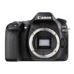 Canon EOS 80D Digital SLR Camera Body (Black)