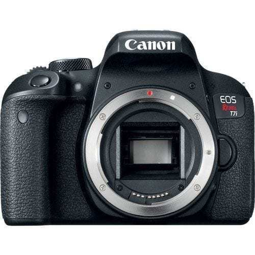 Canon EOS Rebel T7i 24.2MP DSLR Camera (Body Only)