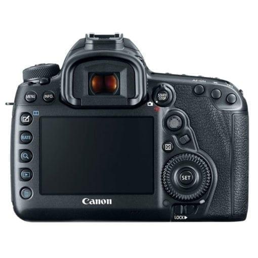 Canon EOS 5D Mark IV Full Frame Digital SLR Camera with EF 24-105mm f/4L IS II USM Lens Kit