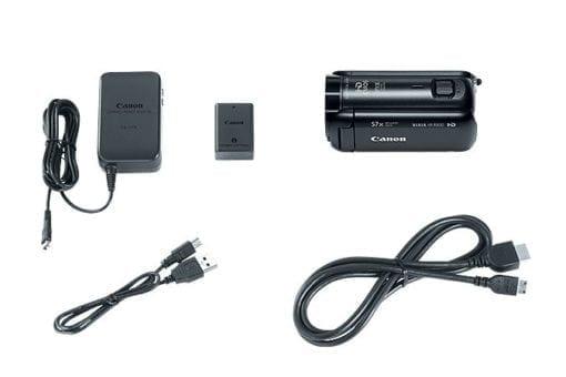 Canon VIXIA HF R800 Camcorder (Black)