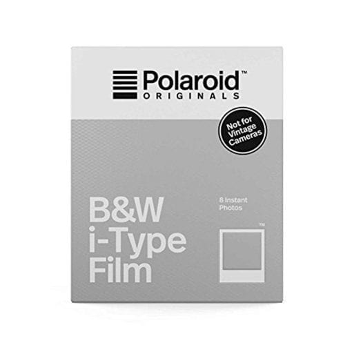 Polaroid Originals Instant Film Black & White Film – 8 Exposures