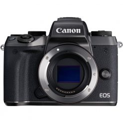 Canon EOS M5 Mirrorless Camera Body - Wi-Fi Enabled & Bluetooth