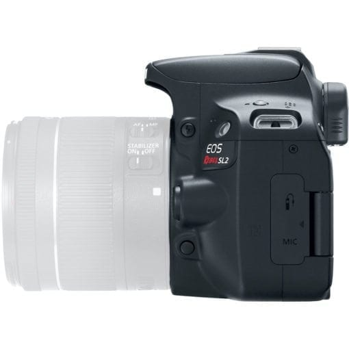 Canon Cameras US 24.2 EOS Rebel SL2 Body