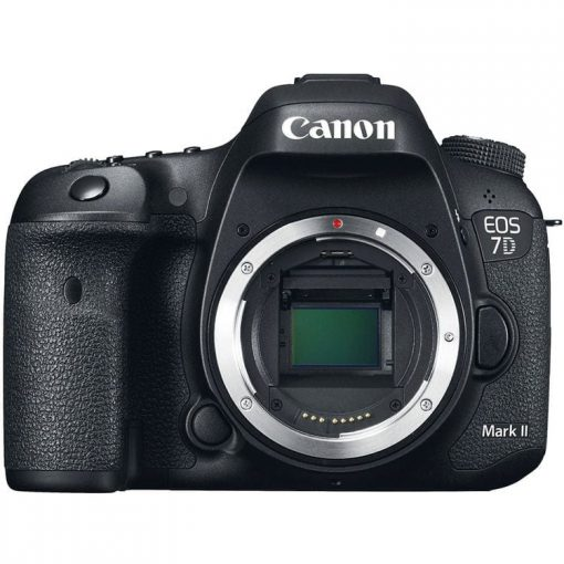 Canon EOS 7D Mark II Digital SLR Camera with EF-S 18-135mm IS USM Lens Wi-Fi Adapter Kit