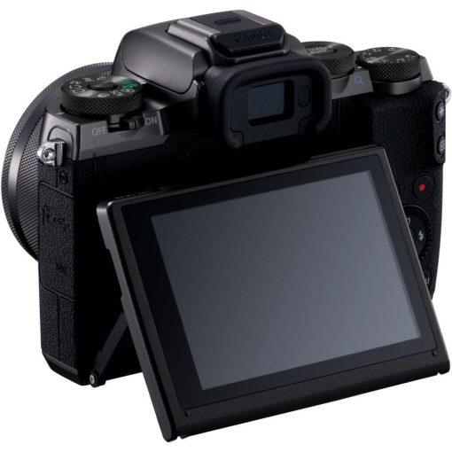 Canon EOS M5 EF-M 15-45mm f/3.5-6.3 IS STM Lens Kit