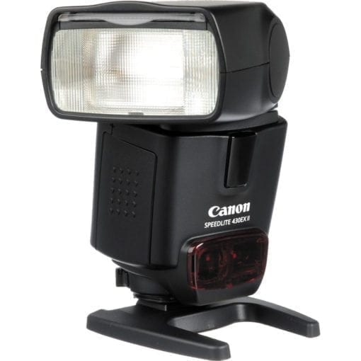 Canon 430EX II Shoe Mount Flash