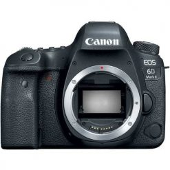 Canon EOS 6D Mark II DSLR Camera (Body) Wi-Fi Enabled