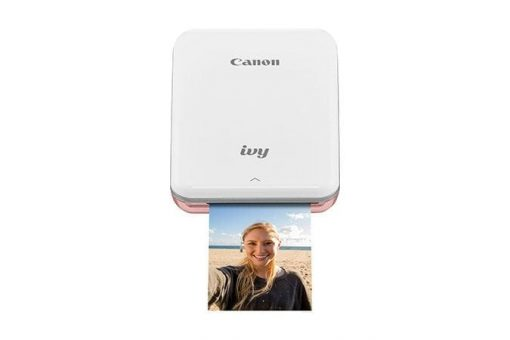 Canon IVY Mini Photo Printer, Rose Gold