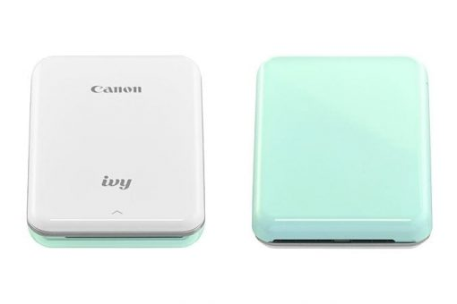 Canon IVY Mini Photo Printer, Mint Green
