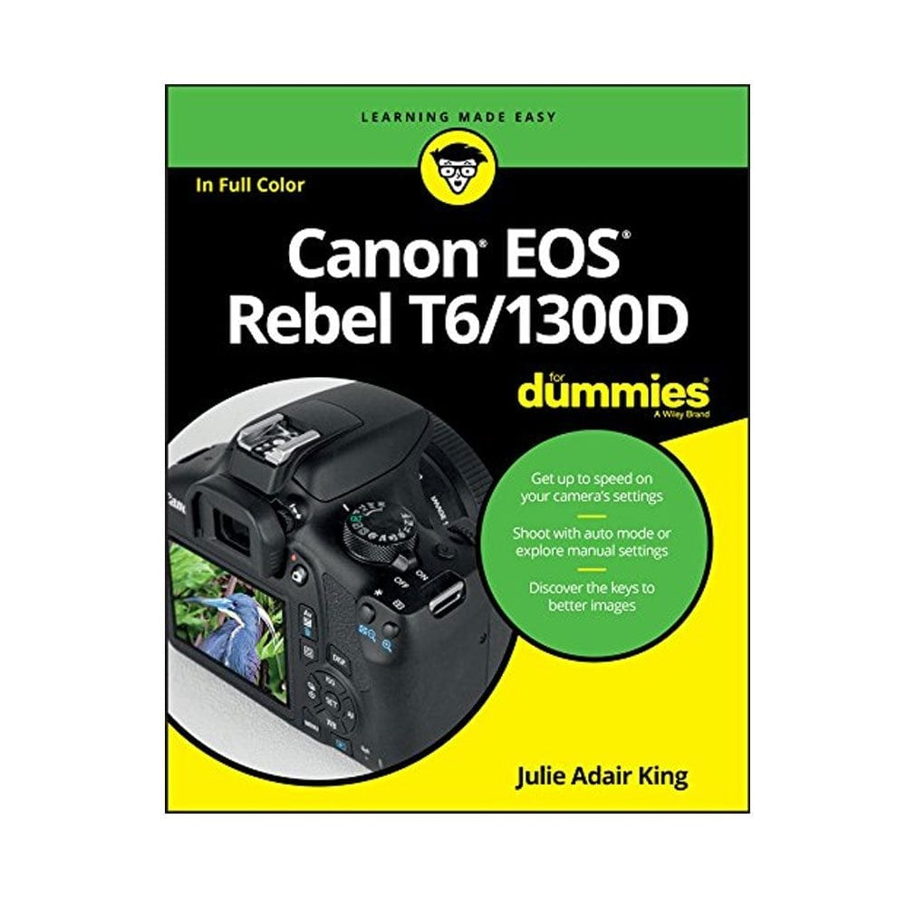 Photo4Less | Canon Rebel T6 Bundle with 18-55mm Lens Accessory Kit