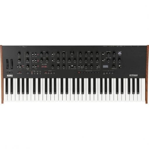 Korg Prologue – Polyphonic Analog Synthesizer (16-Voice)