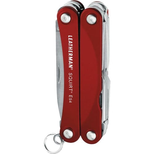 Leatherman SQUIRT? ES4 831198 RED (BOX)
