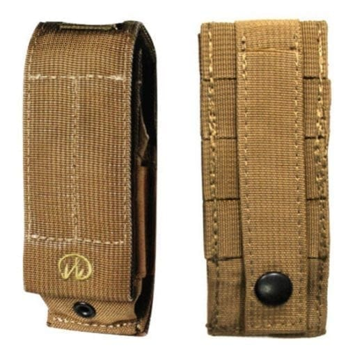 Leatherman  SHEATH 930366 BROWN XLARGE WITH MOLLE BROWN (PKG)