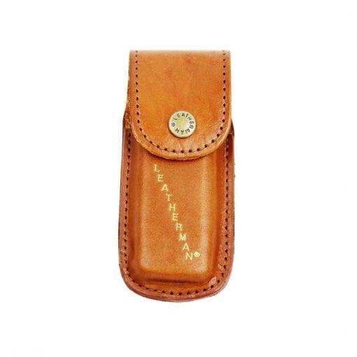 "Leatherman 938650 Original Wave Classic  Brown Leather Sheath Fits 4"" Tools"