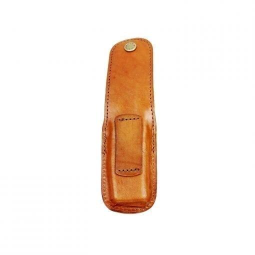 Leatherman 938650 Original Wave Classic  Brown Leather Sheath Fits 4'' Tools