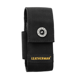 Leatherman 934933  Nylon Black Sheath Large 4 Pocket