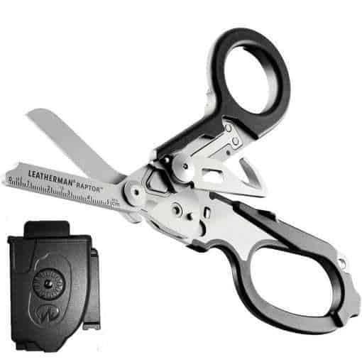 Leatherman – Raptor Shears, Black with Utility Holster