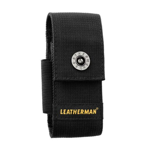 Leatherman 934932  Nylon Black Sheath Medium 4 Pocket