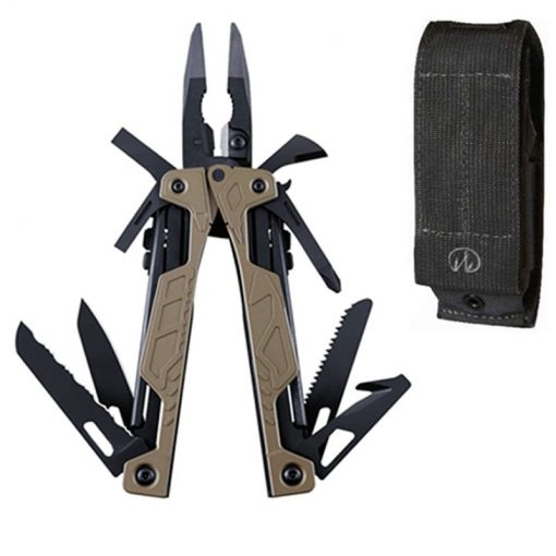 Leatherman  OHT? 831624 COYOTE TAN  WITH MOLLE BLACK (BOX)