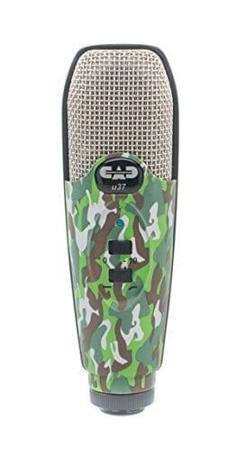 CAD U37SEC Camo USB Studio Condenser Recording Microphone