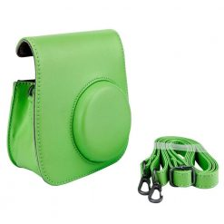 Xit Case For Fuji Instax Mini Camera Lime Green XTFC1GR