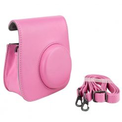 Xit Case For Fuji Instax Mini Camera Flamingo Pink XTFC1PK