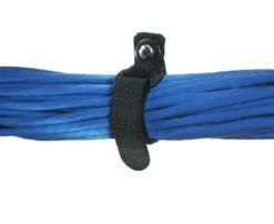 Rip Tie 3/4 x 7 Rip-Tie EconoCinchEG 5 Pack, Black