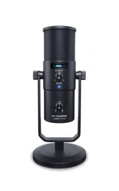 M-Audio Uber Mic Pro USB Microphone With Headphone Output