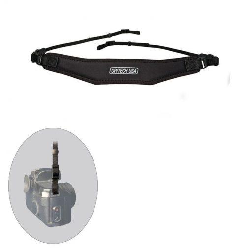 OP/TECH USA 3501252 Utility Strap – 3/8-Inch (Black)