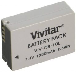Vivitar NB10L Replacement Battery