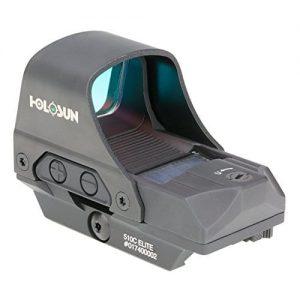 Holosun HE510C-GR Green Circle Dot/Solar Panel