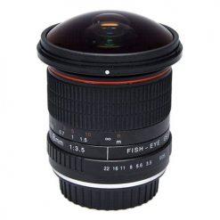 Vivitar 8mm Fisheye Lens For Canon