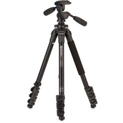Benro Adventure 1 Series Aluminum Tripod w/ HD1 3-Way Head (TAD18AHD1)