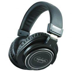 Cad Audio Closed-back Studio Headphones - 45mm Drivers - Black