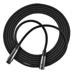 25' XLR cable