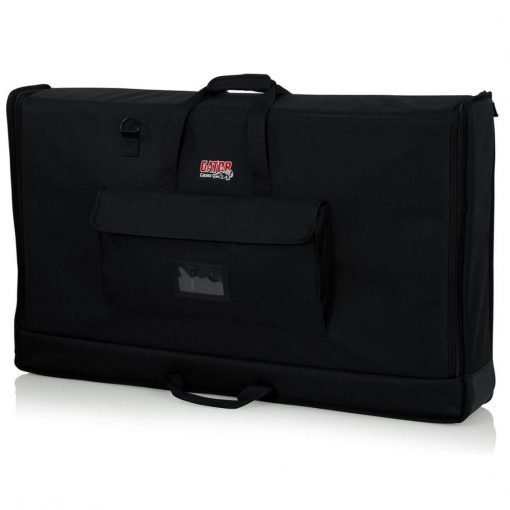 Gator Cases Padded Nylon Carry Tote Bag for Transporting LCD Screens, Monitors and TVs Between 27 – 32 (G-LCD-TOTE-MD)
