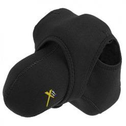Xit XTSTM Medium Reversible Neoprene Stretchy Wrap - Black or Grey (Black/Grey)