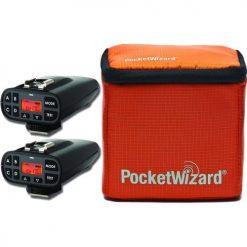 PocketWizard Plus IV Bonus Bundle 3, Includes 2x Transceiver and Case