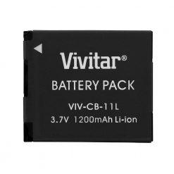 Vivitar CB-11L Replacment Canon Battery NB-11L