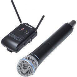 Samson Concert 88 Camera (Handheld) UHF Wireless System, Channel K