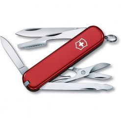 Swiss Army 53401 3-Inch Executive Swiss Army Knife, Red