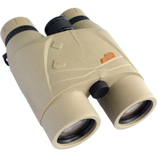 SNYPEX Knight 8×42 LARF-1800 Laser Rangefinder 1.2 Miles W/ Angle Range Compensation For Law Enforcement Agencies,Hunting & Bow Hunting.