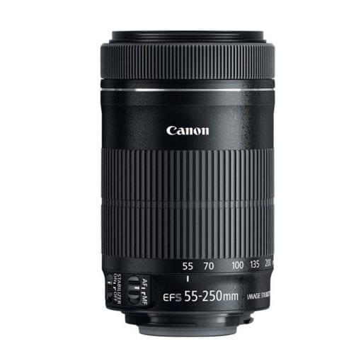 Canon EOS Rebel T7i DSLR Camera with EF-S 18-55mm IS STM Lens & EF-S 55-250mm IS STM Lens Kit