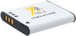 Xit XTLI50B 1450mAh Lithium Ion Replacement Battery for Olympus LI50B (White)