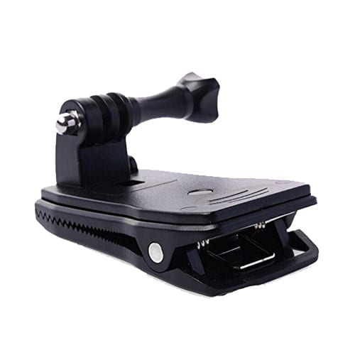 Xit Clip Jaw Clamp Mount for GoPro