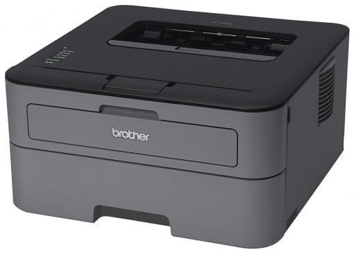 Brother HL-L2300D Monochrome Laser Printer with Duplex Printing (Refurbished)