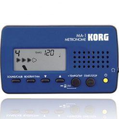 Korg MA1BL Visual Beat Counting Metronome - Blue