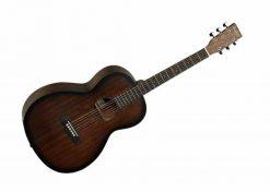 Tanglewood Winterleaf Acoustic Guitar - Whiskey Barrel Burst Satin/Rosewood- TWCRP