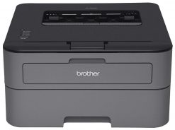 Brother HL-L2300D Monochrome Laser Printer with Duplex Printing (Refurbished)